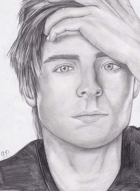 zac efron coloring pages - photo #38