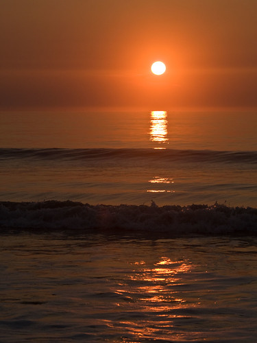 ocean sea sun mer reflection beach sunrise soleil us unitedstates florida wave atlantic jacksonville vague plage pontevedra leverdesoleil floride atlantique océan réflexion pontevedrabeach antlanticocean