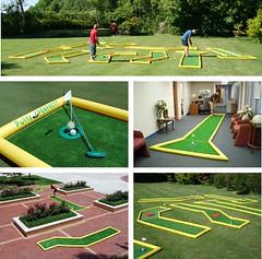 outdoor play equipment(0.0), pitch and putt(0.0), sport venue(0.0), baseball field(0.0), backyard(1.0), grass(1.0), play(1.0), sports(1.0), recreation(1.0), outdoor recreation(1.0), leisure(1.0), artificial turf(1.0), golf club(1.0), golf(1.0), miniature golf(1.0), lawn(1.0), playground(1.0),