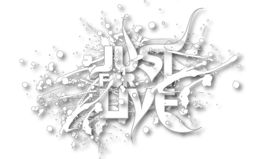 JUST FOR LIVE | Logo by William Ismael
