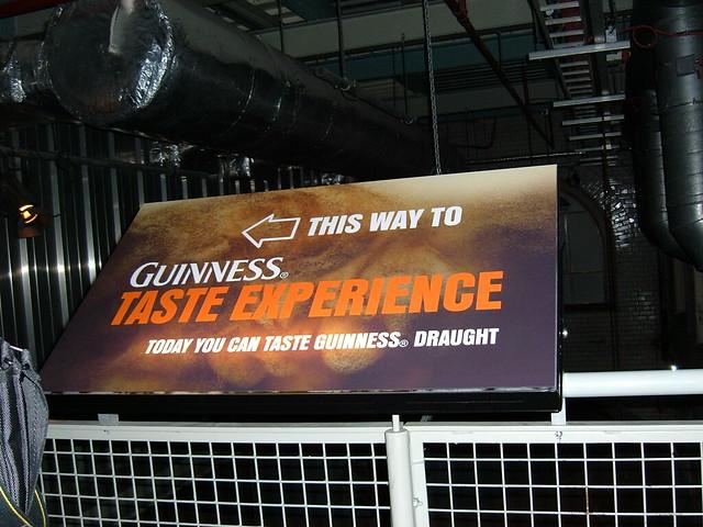 Guiness Storehouse, Dublin