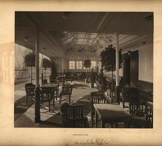 Verandah Café - Mauretania