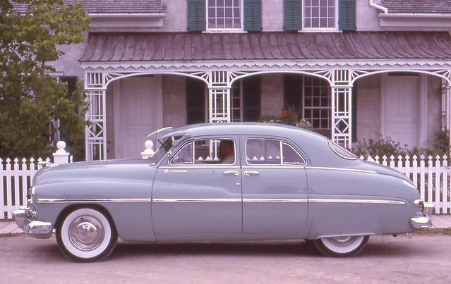 1949 Monarch 4 Door