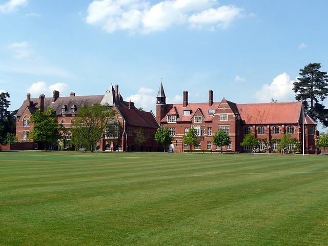 Header of Abingdon School