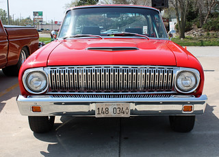 1962 Ford Ranchero (Falcon Platform) Coupe Utility (1 of 8)