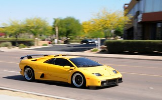Lamborghini Diablo SV GT | by O'Connor Photo