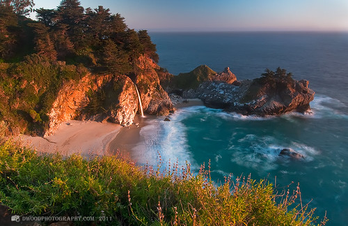 A Slice of Heaven - Julia Pfeiffer Burns State Park