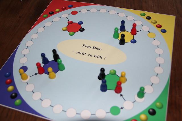 Spieltz - freu Dich nicht zu früh - Spielende