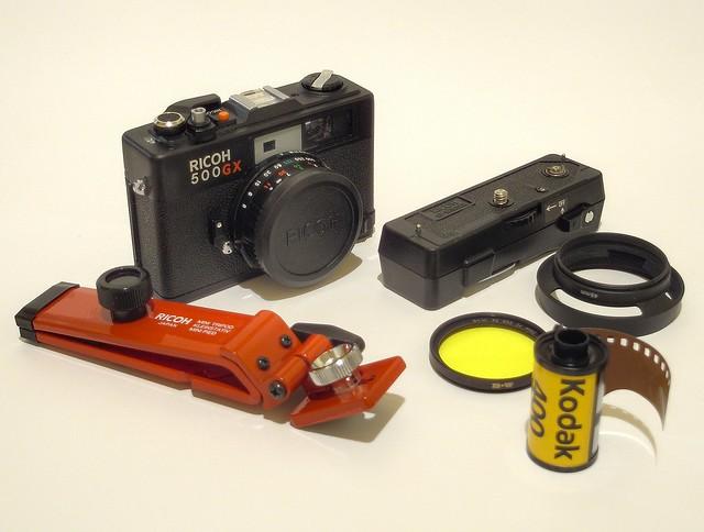Ricoh 500GX / ME