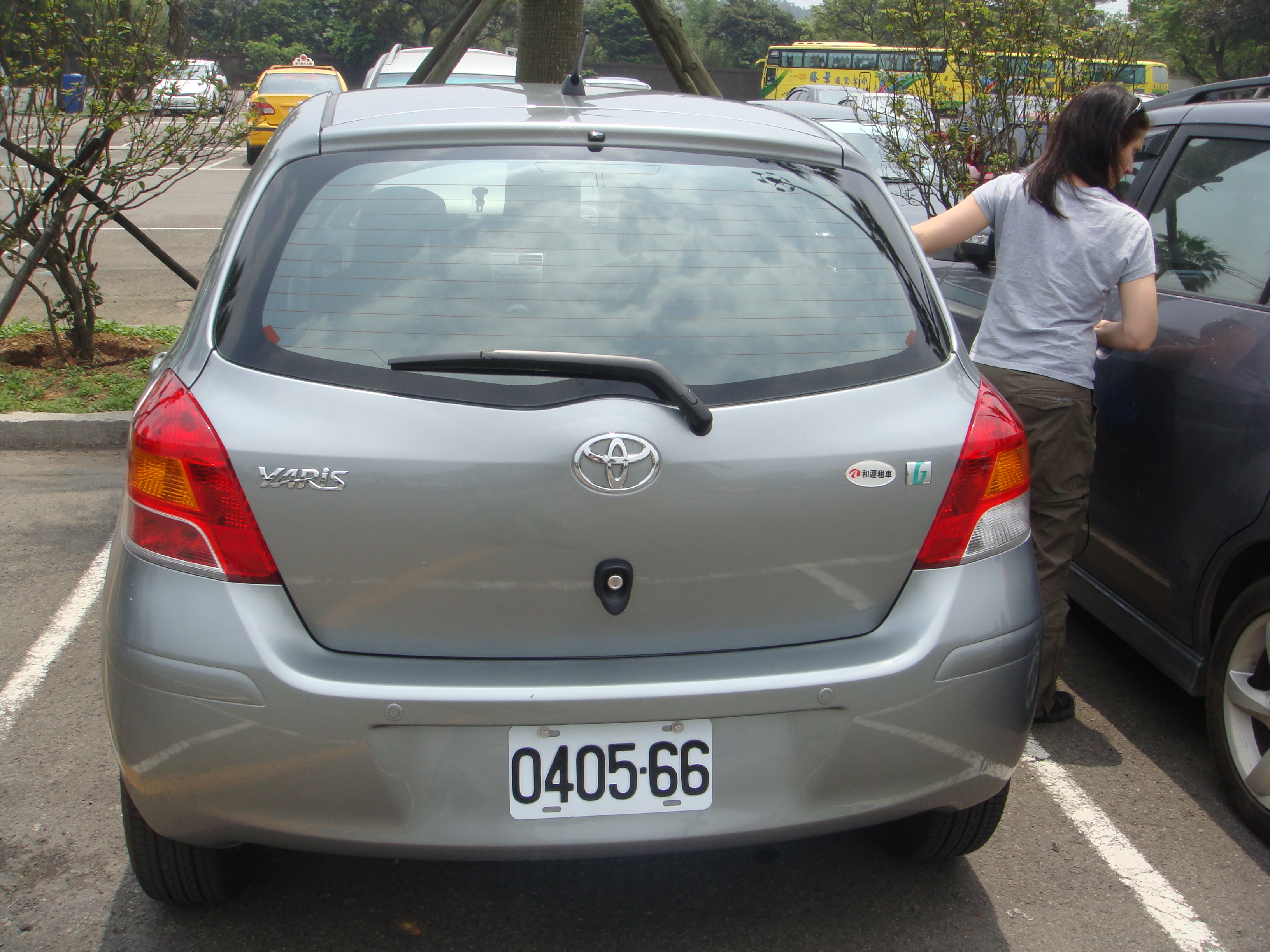 Hotai Car Rental