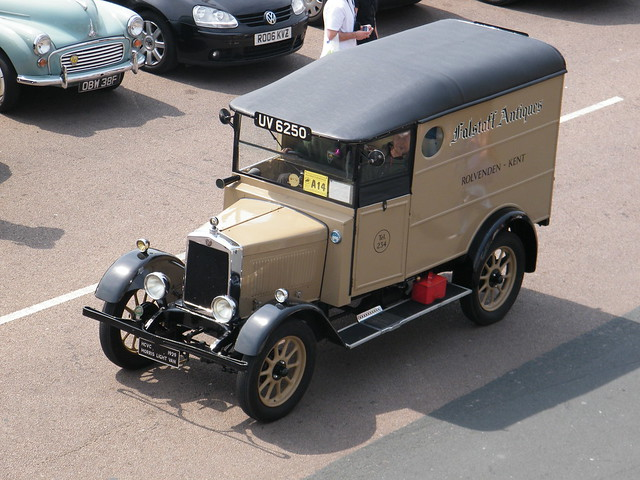 1929 Morris Light Van
