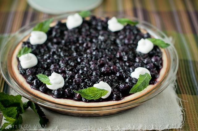 Blueberry Cream Cheese Pie | Flickr - Photo Sharing!