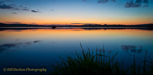 Loch of Skene Twilight Blue