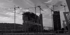 Building out the new part of #oslo #city #urban #photo