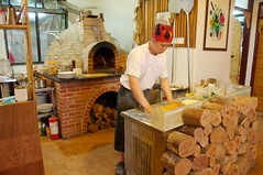 Olmo's Wood-Fired Oven