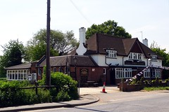 St James at the Horse and Barge, Harefield, UB9
