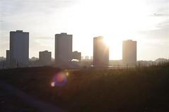 126/365: Aberdeen Skyline...