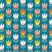 Daily Pattern - Tulip