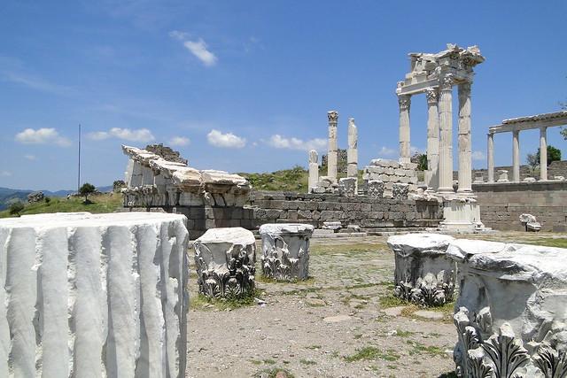 Acropolis - Bergama (Pergamon) - Turkey - 09  Flickr ...