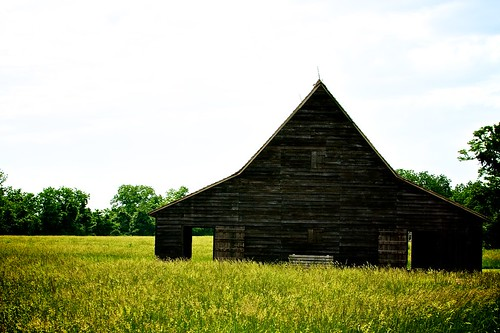 Oldest Barn in MD 2