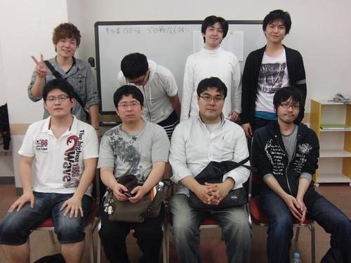 2011 Nationals QT - Chiba 2nd : Top 16