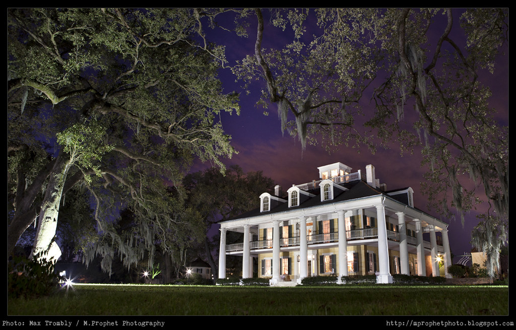 Houma's House I by M.Prophet Photography