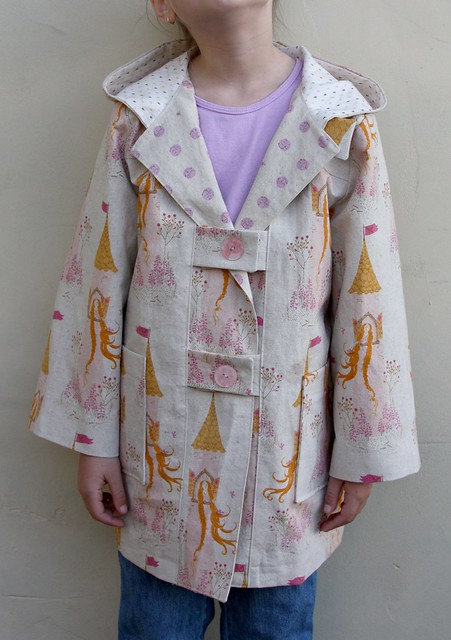 Rapunzel Coat