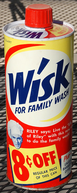 New Blue Wisk, 1958