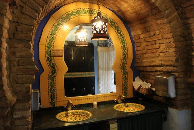 Hammam al ndalus ba os rabes en c rdoba viaje al - Hammam al andalus banos arabes ...
