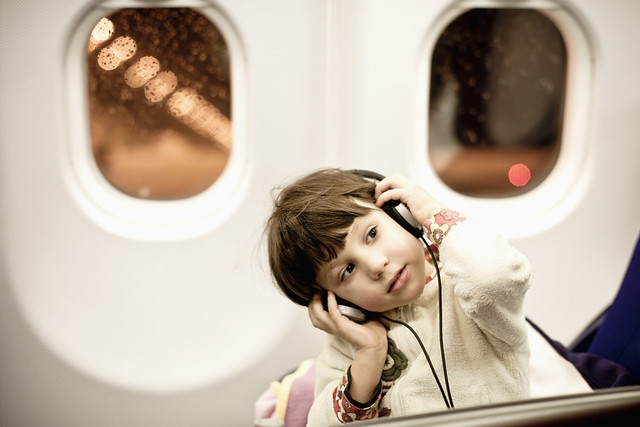Family: Little Airplane DJ