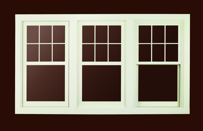 A series casement window with exterior trim flickr for Exterior window styles