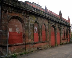 Glasgow Green Railway Station