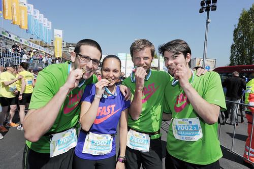 Promi-Läufer 2011