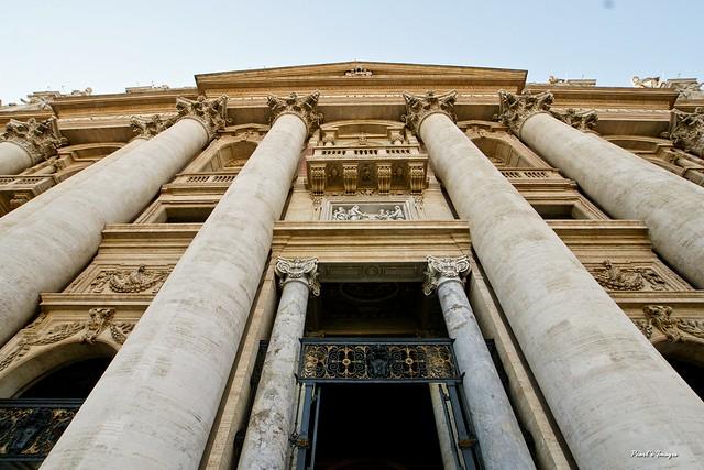 梵諦岡 聖彼得大教堂