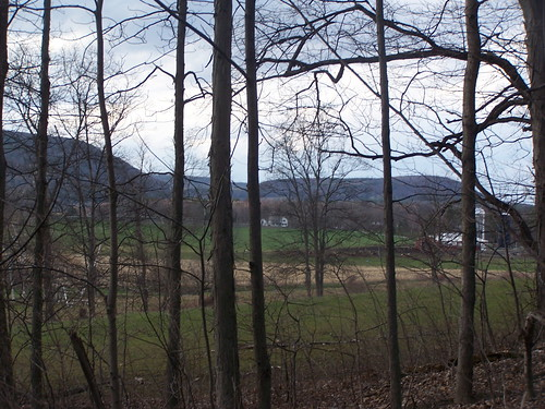 view hill trail along bennett andyarthur