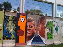 Berlin Wall in LA