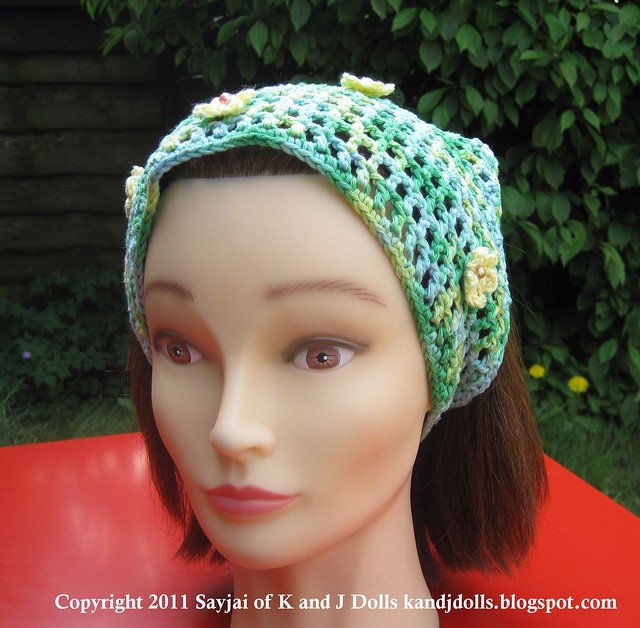 Head Huggers: Crochet Pattern: Joan Peters' Crochet Head Hugger