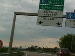もうすぐ Dijon