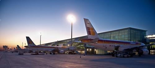 T1 Aeropuerto de El Prat