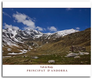 Refúgio de montaña (Principat d'Andorra)