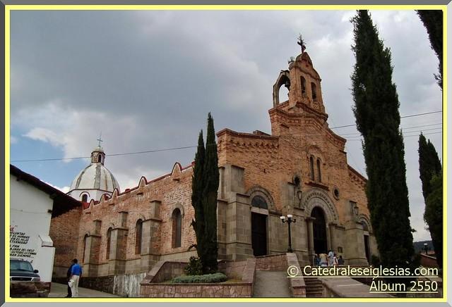 Parroquia de san miguel arcángel acambay estado de mèxico