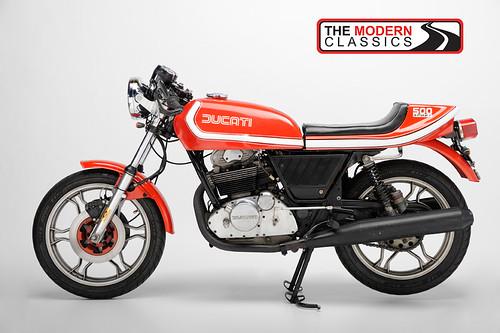 1977 Ducati 500 Sport Desmo