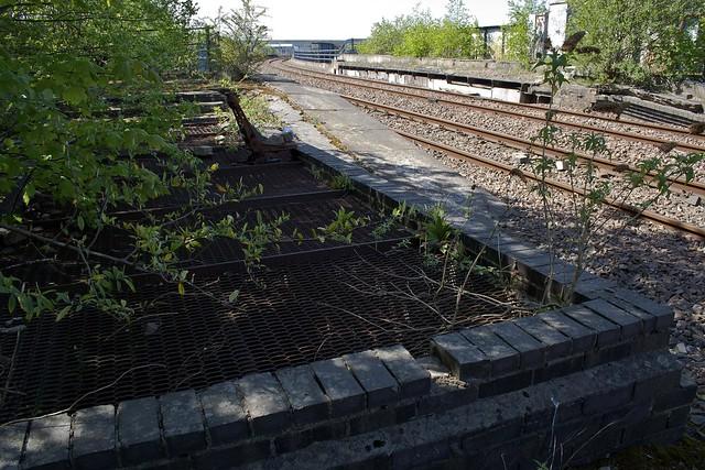 Cumberland St Platform