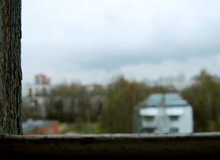 (122/365) Window frame