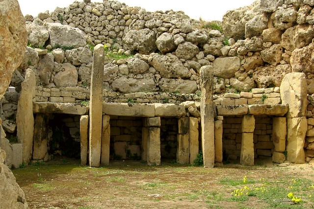 Megalithic Temples of Malta by CC user tpholland on Flickr