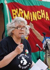 30/04/11 Birmingham International Workers Day protest, march and celebration