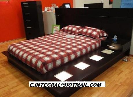 5693844678 for Base de cama matrimonial con cajones
