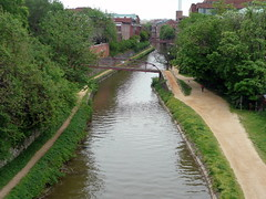 stream, river, bank, body of water, watercourse, channel, canal, ditch, waterway, moat,