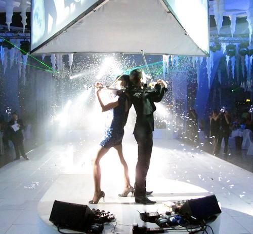 Linzi Stoppard & Ben Lee FUSE