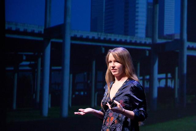 Carrie Schneider at TEDxHouston